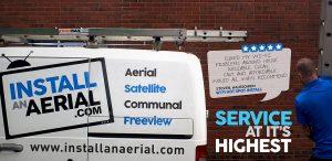 Install an Aerial Van