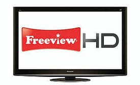 freeview installer, tv image no background