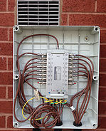 cablebox installation