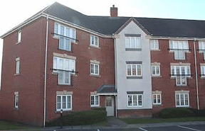 communal block housing