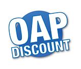 OAP Discount logo